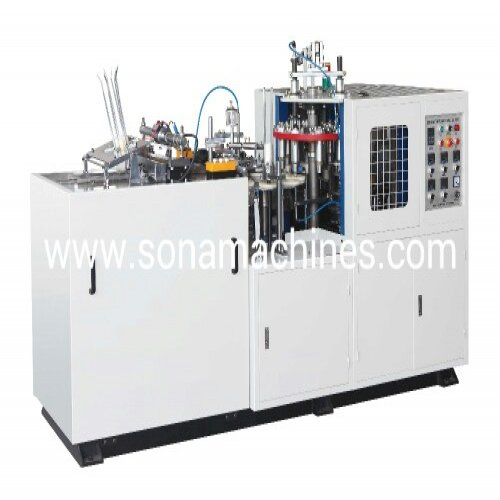 RA-Q12 Automatic Speed Paper Cup Making Machine